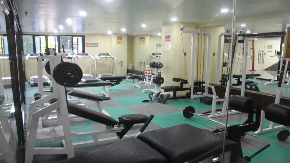 Hình ảnh phòng gym