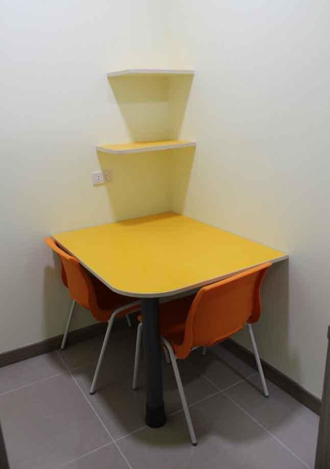 Phòng học 1:1 - Trường anh ngữ Philinter