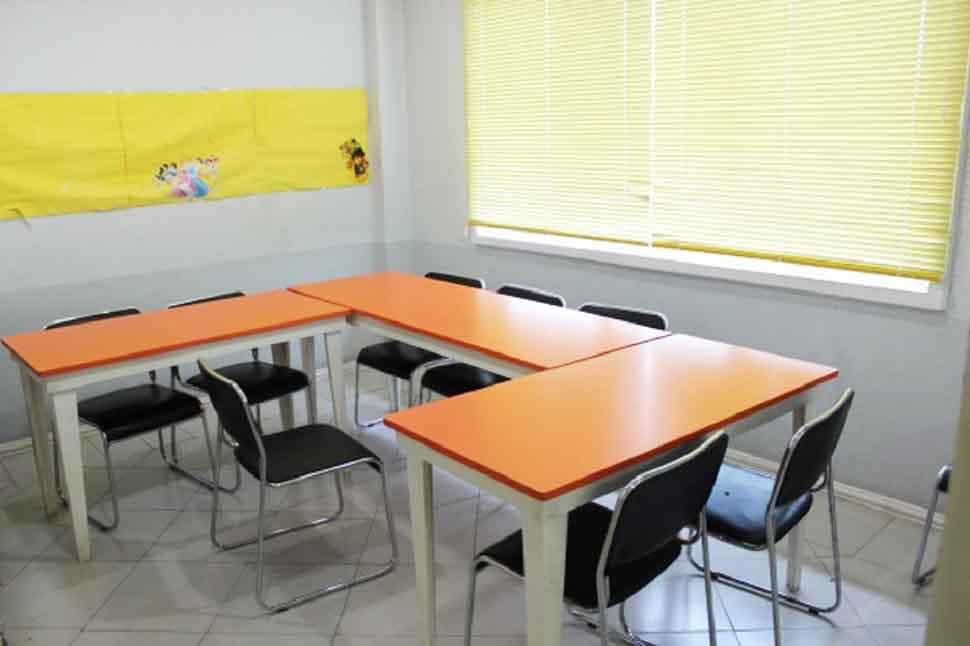 Phòng học nhóm - Trường anh ngữ Philinter