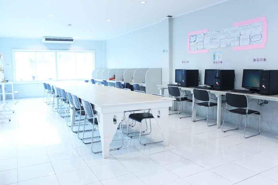 Phòng tự học (Study Hall) - Trường anh ngữ Philinter