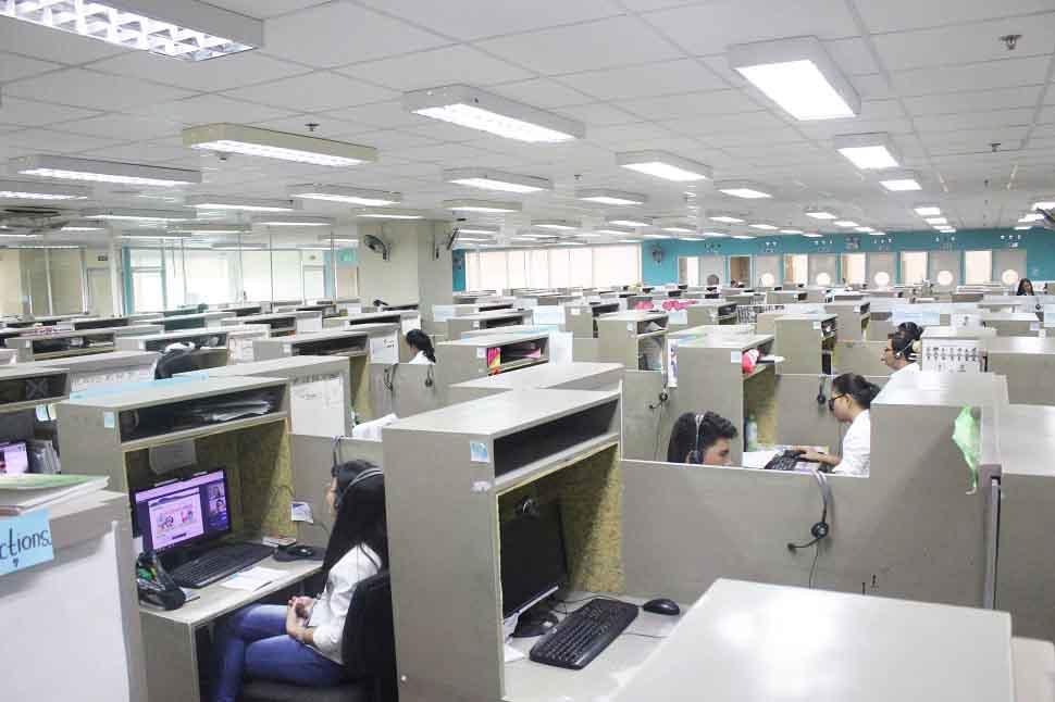 Phòng học online - Trường anh ngữ QQ English IT Park