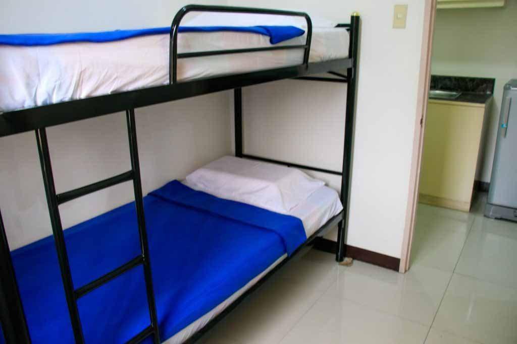 Giường tầng Phòng 4 KTX AVC - Trường Anh ngữ NILS