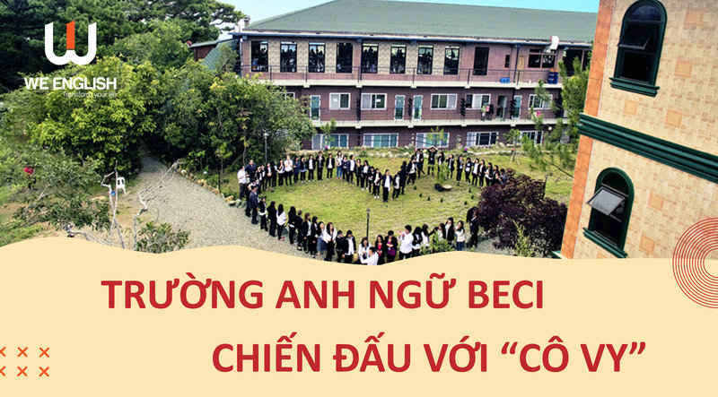 Trường BECI Academy - Update Covid-19
