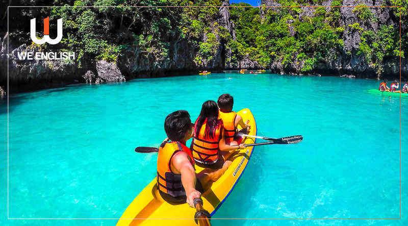 Học tiếng Anh ở Philippines - Trải nghiệm du lịch