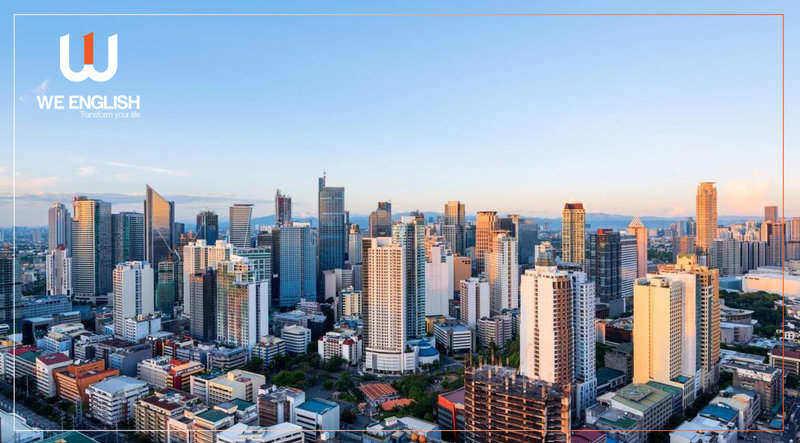 múi giờ ở phiippines và việt nam - thủ đô phillippines